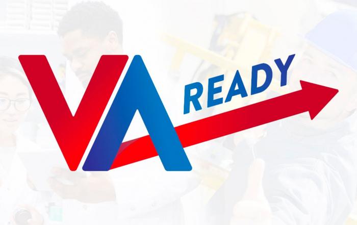 VA Ready logo
